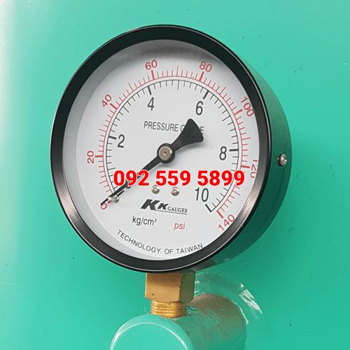Đồng hồ đo áp bình khí nén loại tốt