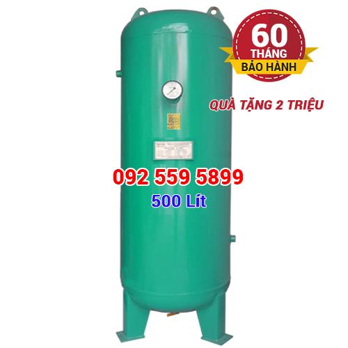Bình khí nén 500L