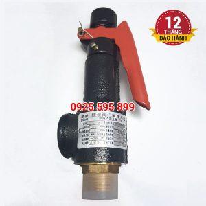 Van an toàn có gạt A27W-16T-DN25 (phi 34mm)