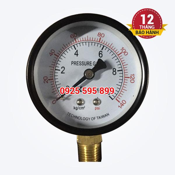 Đồng hồ đo áp P10-D100 (Đài Loan)