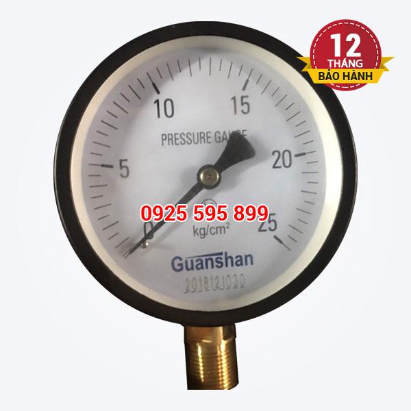 Đồng hồ đo áp P25-D100 (Đài Loan)